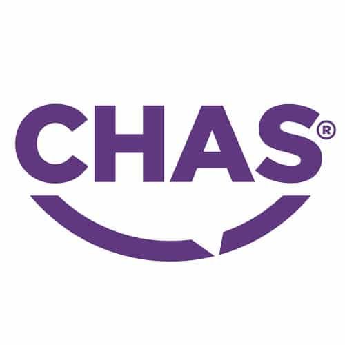 Nu Build are Chas Accredited Contractors