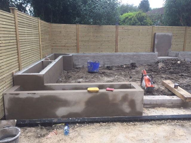 Extension Build in Doncaster - Garden Foundations