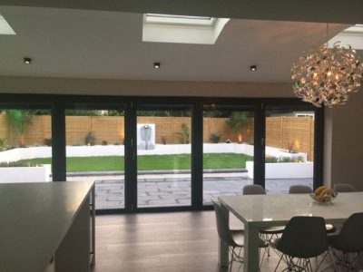 Extension Build in Doncaster - Finished Internal