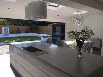 Doncaster Building Extension - Kitchen