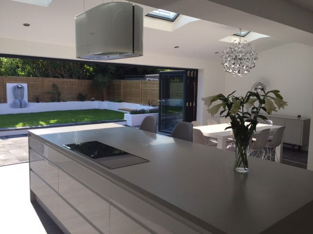 Doncaster Building Extension - Kitchen