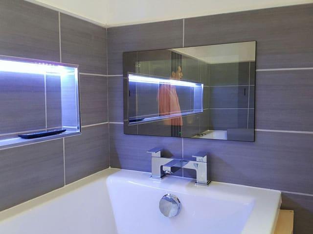 Finished Bathroom Installation in Barnsley
