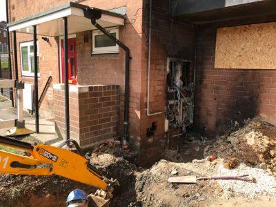 Fire Damage Repair & Restoration