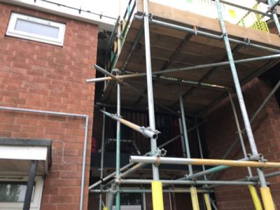 Structural Repairs with Concrete Lintels Rotherham