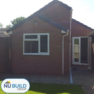House Extension - Exterior Brickwork