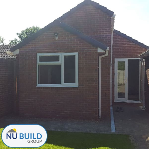 House Extension - Exterior Brickwork
