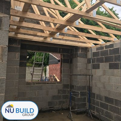 House Extension - Roofing