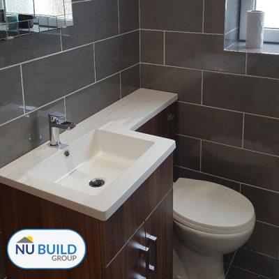 Finished Bathroom Suite