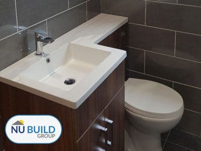 Bathroom Conversion Project, Barnsley