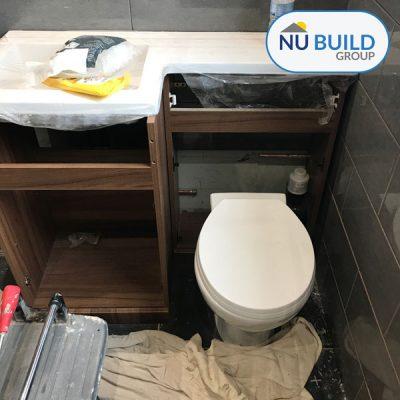 Installing Bathroom Vanity Unit