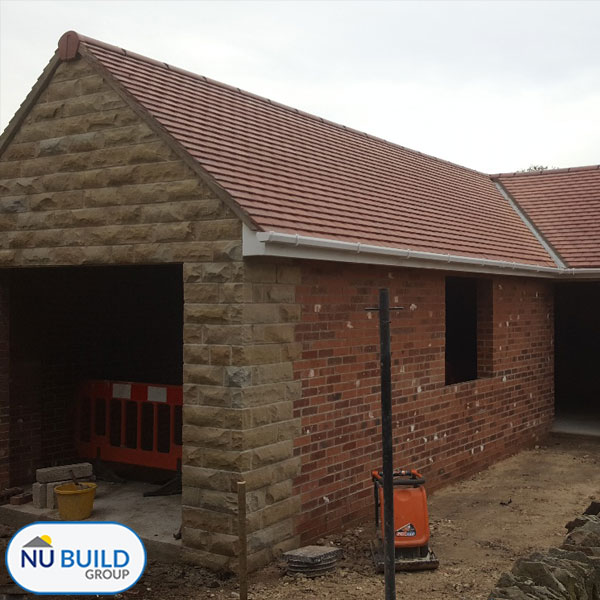 Garage Conversion Sheffield (S75) Nu Build Group