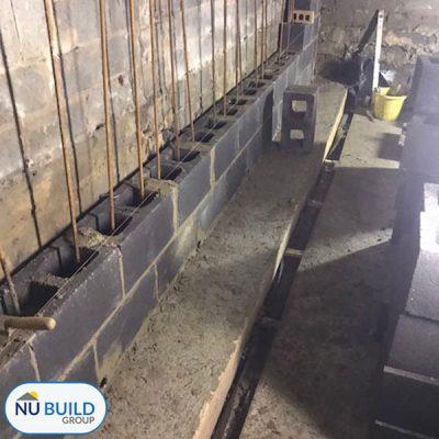Basement Conversion Project, Sheffield