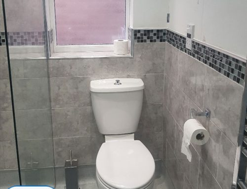 New Bathroom Installation, Barnsley