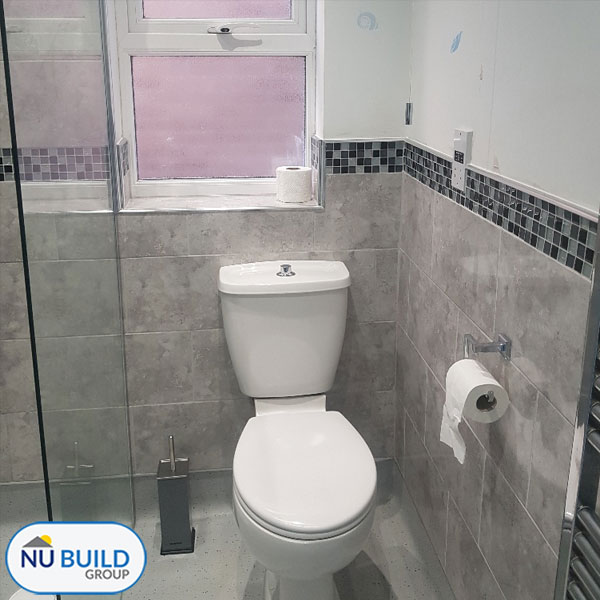New Bathroom Installation Barnsley