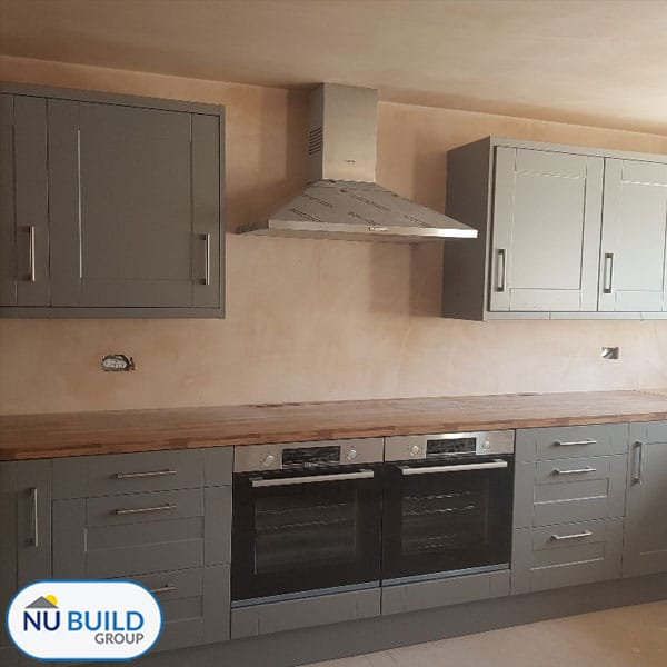 Kitchen Renovation in Carlton, Barnsley