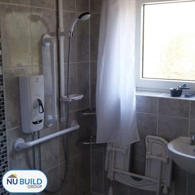 Disabled Access Bathroom Project, Barnsley