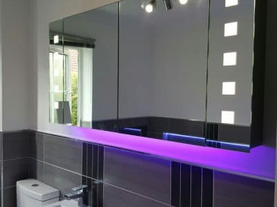 Finished Bathroom Installation in Barnsley