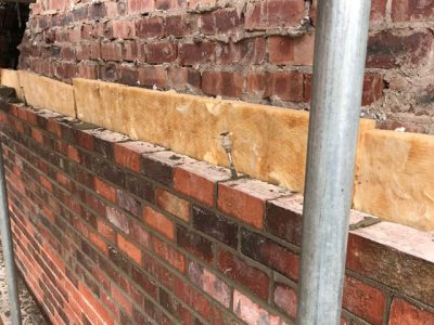 Gable Ends Project in Rotherham