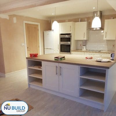 Kitchen Renovation in Pontefract