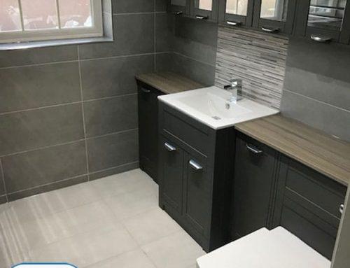 Bathroom Refurbishment, Retford